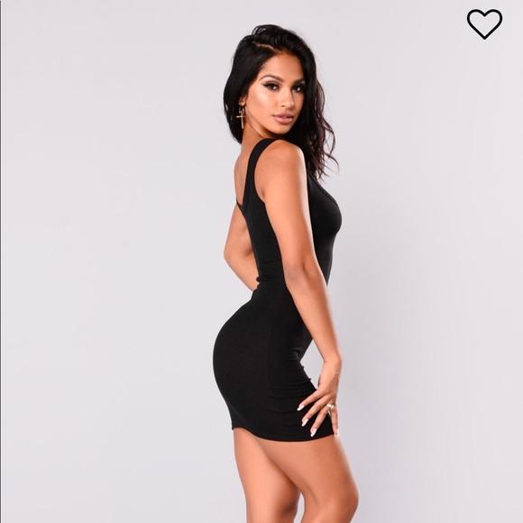 Tank Top Mini Dress
